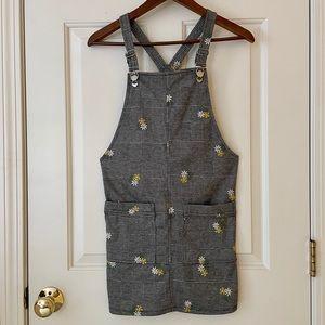 Ten Sixty Sherman Flower Print Overall Dress